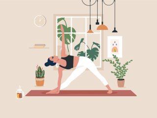 🧘🏼♀️ HATHA YOGA ON LINE 🧘🏼♀️ . . Comme tous les jeudis soirs, retrouvez @welburngayle à 19h pour un cours de Hatha tout en souplesse et relaxation accessible à tous ! . . Cours à seulement 7€90 avec le forfait 10 cours en ligne et à 10€ à l'unité. . . Bon cours ! . #hathayoga #online #laclairiere #laclairierebienetre #coursenligne #pantinisbeautiful #pantin #madeinpantin #pantinmaville #yoga #yogalife